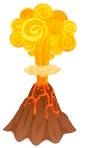 vulkaan-icoon