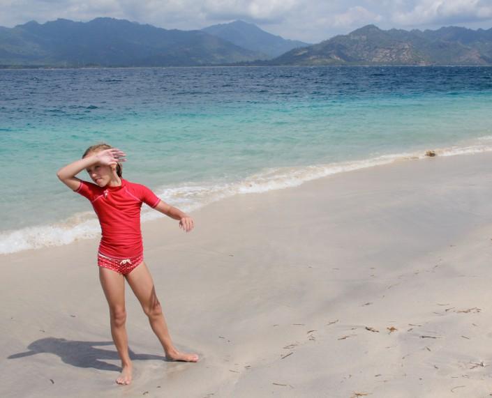 Bali en Java met kinderen