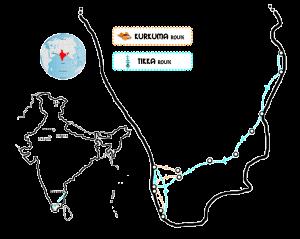 kaart-Zuid-India-algemeen