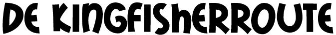 kingfisherroute-tekst